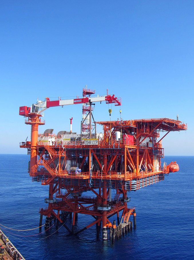Zohr: Massive new natural gas discoveries in the Mediterranean will